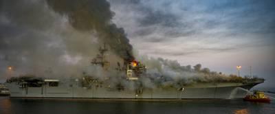 USS Bonhomme Richard (LHD 6)